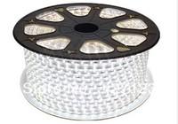 Led strip super bright 3528 smd 60 beads bright 220v conduit lamp soft light strip puliya
