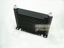 Black 17 oil cooler modified car engine oil cooler oil radiator an10