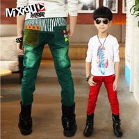 New Arrival Children's clothing autumn 2013 child trousers big boy casual pants xxkc3501 male child trousers spring and autumn