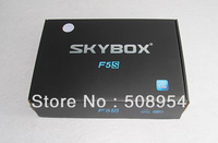 Original Skybox F5 HD full 1080p Skybox F5s adapter in stock freeshipping  10pcs/lot