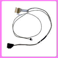Laptop LCD Cable for Toshiba Satellite C655/C650 LED screen wire cable 6017B0265501