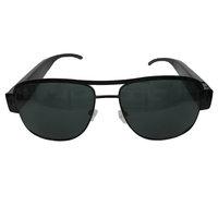 2013 New fashion Design Free Shipping Sunglasses hidden DVR micro camera 720p mini camcorder with video recorder,mini DVR.SU12