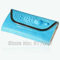 2013 , 3D crocodile head, shoulder bags, metal chain diagonal handbags, laptop handbags, U word boundary, female clutch, Pures