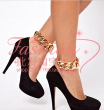 gold anklets promotion