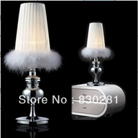 light Home & Garden lighting table lamp top grade beatiful bed lamp home decoration free DHL shipping (MD-DD-002)