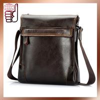 2014 New Arrivel Name Brand Men Messenger Bags Men's Leather Shoulder Bag  Fashion Casual Bags ZEF-ER MSB0131