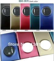 50pcs* New Charming Color Glamor Gloss Hard PC Matte Case For Nokia Lumia 1020 EOS Phone Cover, DHL Freeshipping!