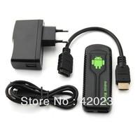 UG007 II RK3066 Dual Core DDR3 1GB RAM 8GB ROM Andrioid 4.1.1 WIFI HDMI Bluetooth Mini PC TV Box