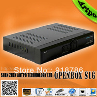 openbox s16 open box s16 hd pvr qpsk/8psk/16apsk re receiver satellite