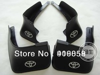 2007-2012 Toyota Corolla Soft plastic Mud Flaps Splash Guard NH