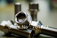 Hot Sell Gr5 titanium wheel bolt for car