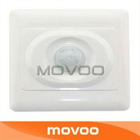 PIR Light Switch Sensor Body Movement Detector Motion Sensing Lighting Switching #090342