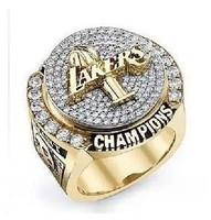 Lakers fans souvenirs 2009NBA championship ring championship rings Bryant