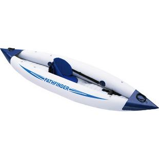 Pathfinder single canoe inflatable boat inflatable boat(China (Mainland))