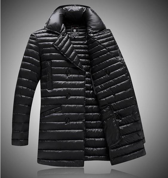 Collar Men's coat Winter overcoat Outwear Winter jacket wholesale, a81