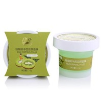 Kiwi fruit net through the mask 110g firming anti aging