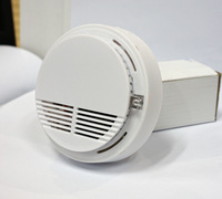 C178  Wireless Smoke Fire Detector Sensor 433MHz Just For Our Alarm System
