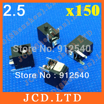 150x Freeshipping Brand new laptop dc jack for Fujitsu siemens lifebook/Acer Aspire/HP Pavilion/... 2.5mm