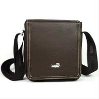 New 2014 men messenger bags designers bolsas leather briefcase shoulder bag brand for China bolsa franja