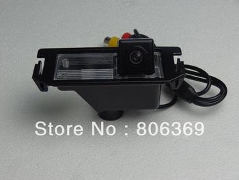 free shiping + Car Rear View Camera for hyundai/Verna + waterproof  HD night vision+use CCD lens