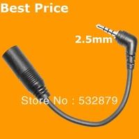 3.5mm Stereo Headset Headphone Earphone Audio Voice Adapter For Motorola E680 E680G E680I K2 C975 E1 E1000 E398