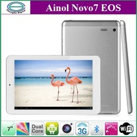 7 inch Ainol Eos Novo 7,built in 3G  Android 4.0 ice cream GPS Bluetooth HDMI WCDMA 16GB ROM.bluetooth android tablet pc