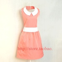 Free Shipping New arrival 2013 skirt princess apron fashion beautiful and beauty kitchen novelty japan apron fashion