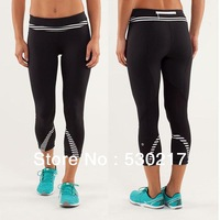 Free shipping  super quality Lululemon pants, Discount  Lulu lemon Yoga pants/capris for women , Available Size 2 4 6 8 10 12