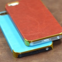Brand new deluxe embossed leather leather cases cover for iphone 5, luxury 3D case for iphone5 for iphone 4 4s, freeshipping