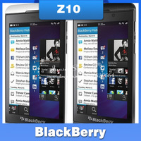by hk 100%Original and Unlocked BlackBerry Z10 4G phone 4.2Capacitive touchscreen,8MP camera Dual core Built-in 16GB