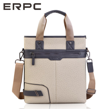 Erpc fashion male fashion male bag handbag messenger bags