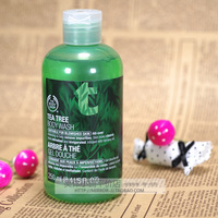 The body shop the body shop tea tree shower gel 250ml blain
