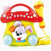 Department of music 668 mushroom jukebox child musical instrument toy jukebox music educational toys