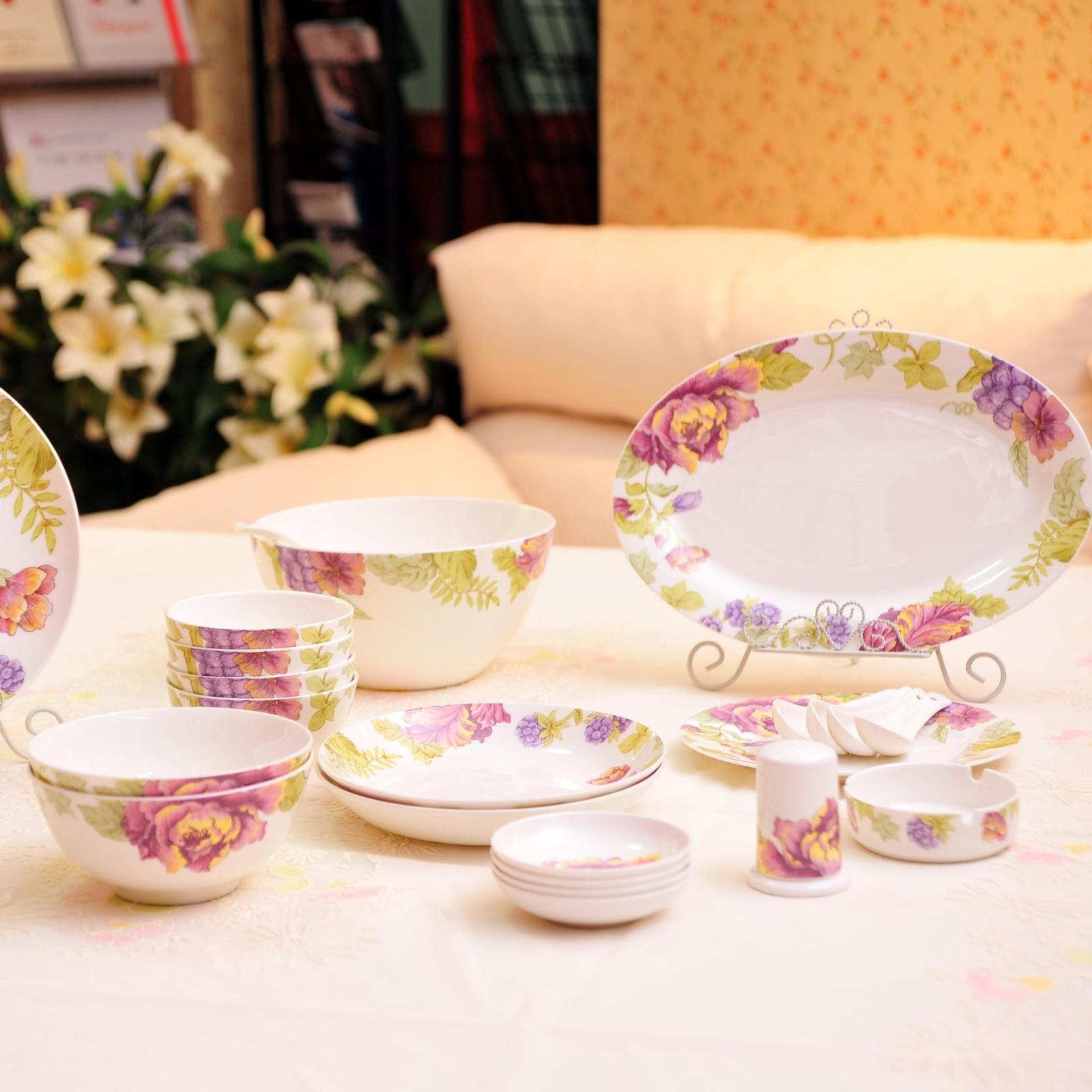 Quality China Dinnerware Derlook Bone China Bone China Dinnerware Set Powder