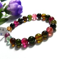 Tourmaline bracelet color . 5 no . 3