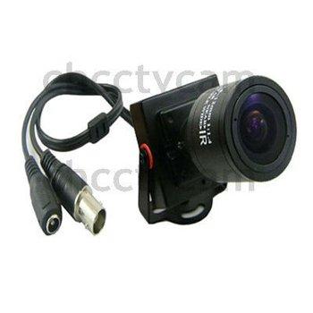 New HD 800TVL CMOS 2.8-12mm Manual IRIS Focus Zoom MTV Lens Mini CCTV Home Surveillance Security Video Tiny Square Color Camera