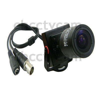 New HD 800TVL CMOS 2.8-12mm Manual IRIS Focus Zoom MTV Lens Mini CCTV Home Surveillance Security Video Tiny Square Color Camera(China (Mainland))
