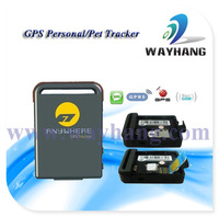 Free Shipping 100% Original Anywhere Quad Band TK106 GPS tracker With Google Map Link For Human/Pets/Vehicle/Packages