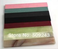 8pcs/set 240# -10000# Super fine Sharpener stone Grinding Oilstore Millstone Universal whetstone gift plastic base Fast shipping