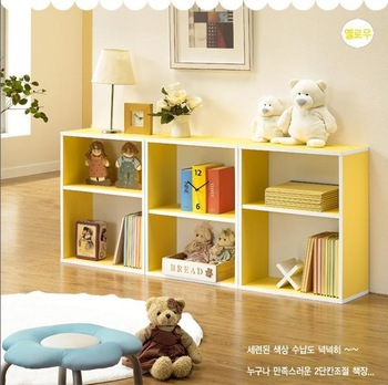 35 child bookshelf bookcase simple cabinet shelf storage lockers fashion
