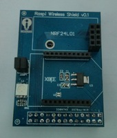 Raspberry wireless expansion board xbee 24l01