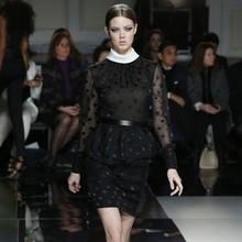 net fabric dress promotion