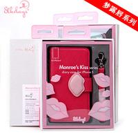 8thdays monroe series  for apple   ipad2 3 ipad4 the new ipad leather case