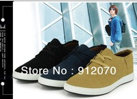 Free International Hot 2013 new men's fashion casual shoes Peas shoes boat shoes 2020