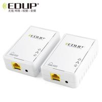 Edup 5512 adapter cat power network card iptv adapter a pair of