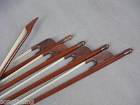 5pcs strong baroque style brazilwood  4/4 cello bows