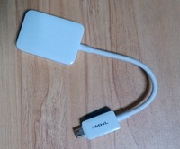 MHL 2.0 HDTV Micro USB To HDMI Adapter FOR Samsung Galaxy S4 i9500 S3 i9300