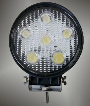waterproof 18W car work light led 12v