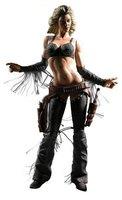 "NECA Frank Miller Sin City NANCY Color 7"" Action Figure"