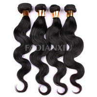 "Mixed length Best quality European Hair Virgin Hair Extension Loose Body Machine Weft 12 ""-32'' Promotion DHL Fast Free Shipping"